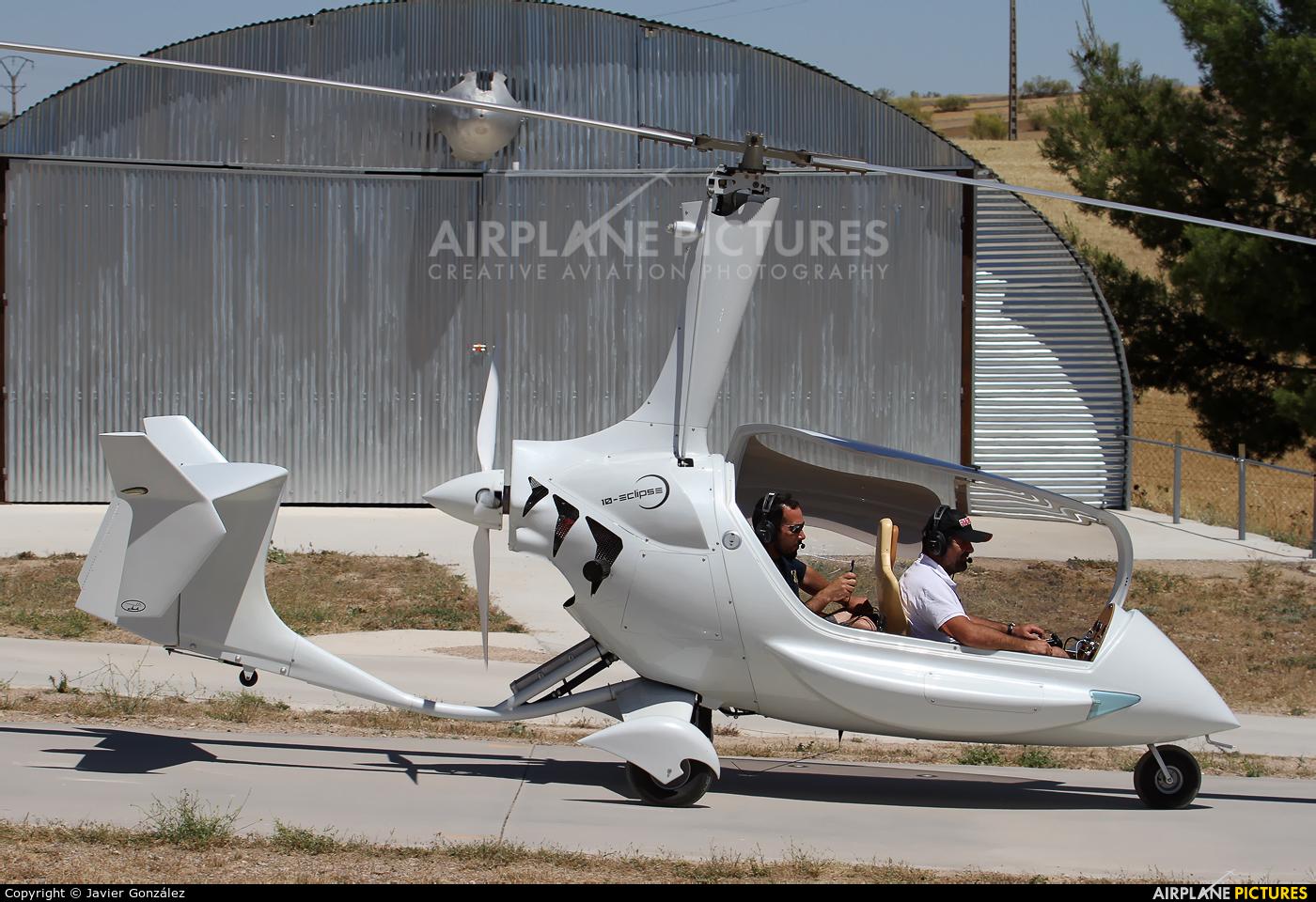 Private - aircraft at Camarenilla