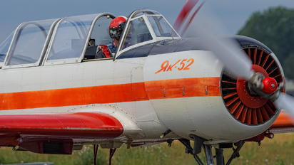 PH-DTW - Private Yakovlev Yak-52