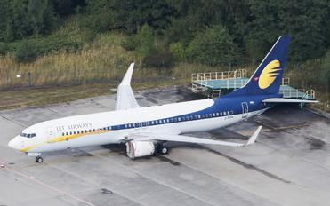 2-TJFK - Jet Airways Boeing 737-800