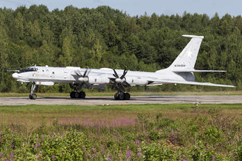 15 RED - Russia - Navy Tupolev Tu-142MR