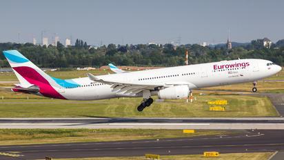 OO-SFJ - Eurowings Airbus A330-300