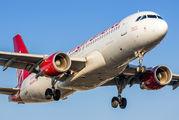 N839VA - Virgin America Airbus A320 aircraft