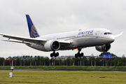 N15969 - United Airlines Boeing 787-9 Dreamliner aircraft