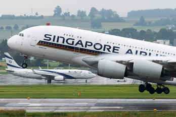 9V-SKV - Singapore Airlines Airbus A380