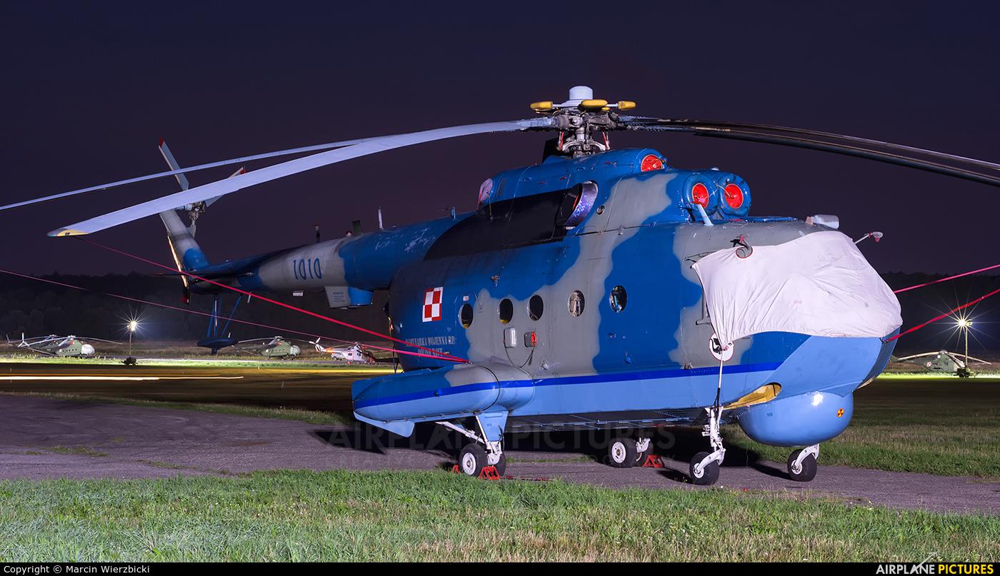Poland - Navy 1010 aircraft at Katowice Muchowiec