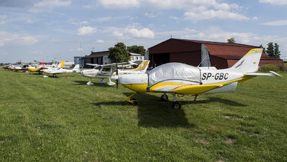 SP-GBC - Private Czech Sport Aircraft PS-28 Cruiser
