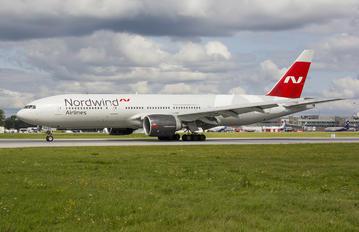 VP-BJG - Nordwind Airlines Boeing 777-200ER