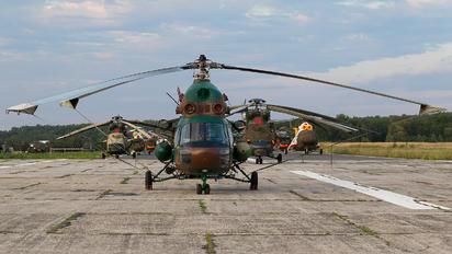 6006 - Poland - Army Mil Mi-2