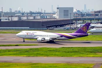 HS-TGP - Thai Airways Boeing 747-8