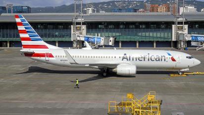 N848NN - American Airlines Boeing 737-800