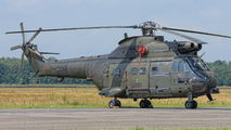 ZJ957 - Royal Air Force Westland Puma HC.2 aircraft