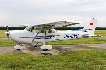 OE-DYU - Private Cessna 172 Skyhawk (all models except RG)