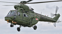 0817 - Poland - Army PZL W-3 Sokół aircraft