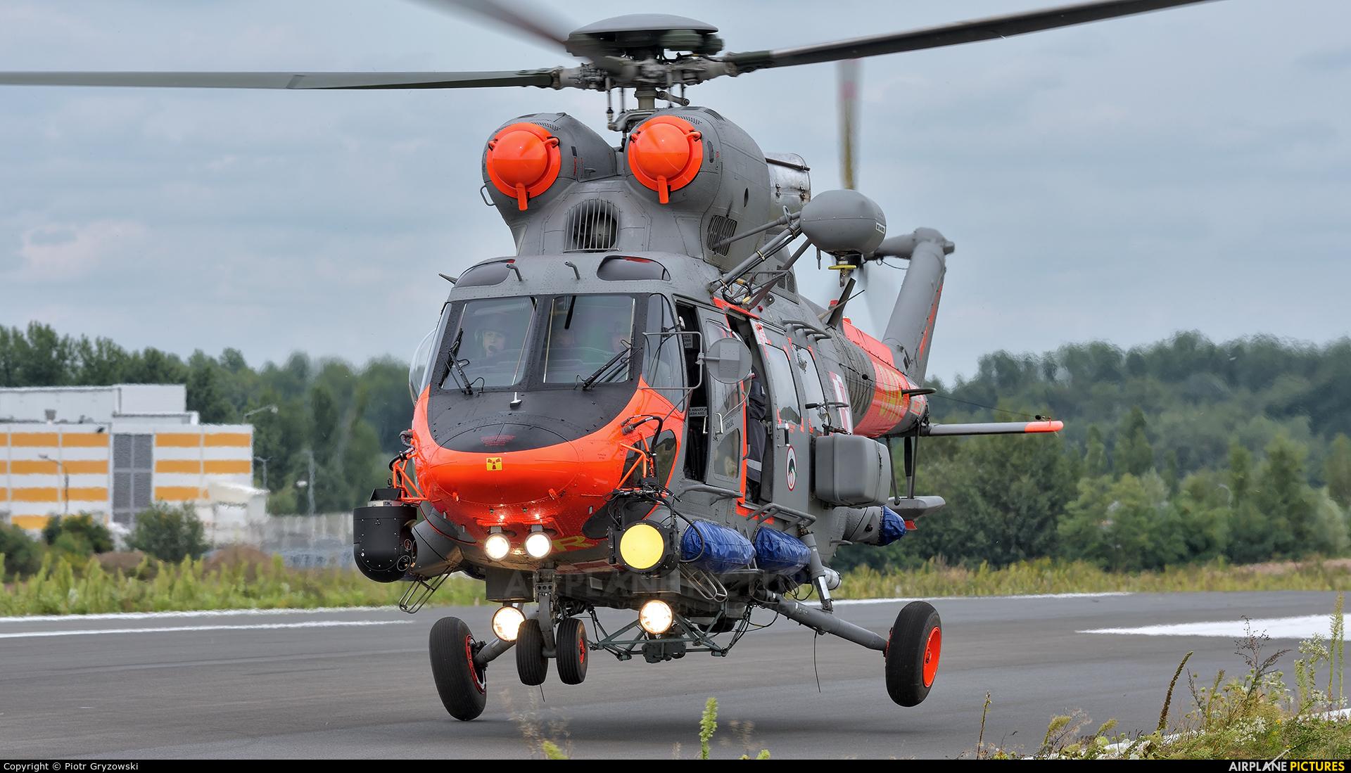 Poland - Navy 0506 aircraft at Katowice Muchowiec