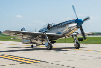 N1751D - Private North American P-51D Mustang