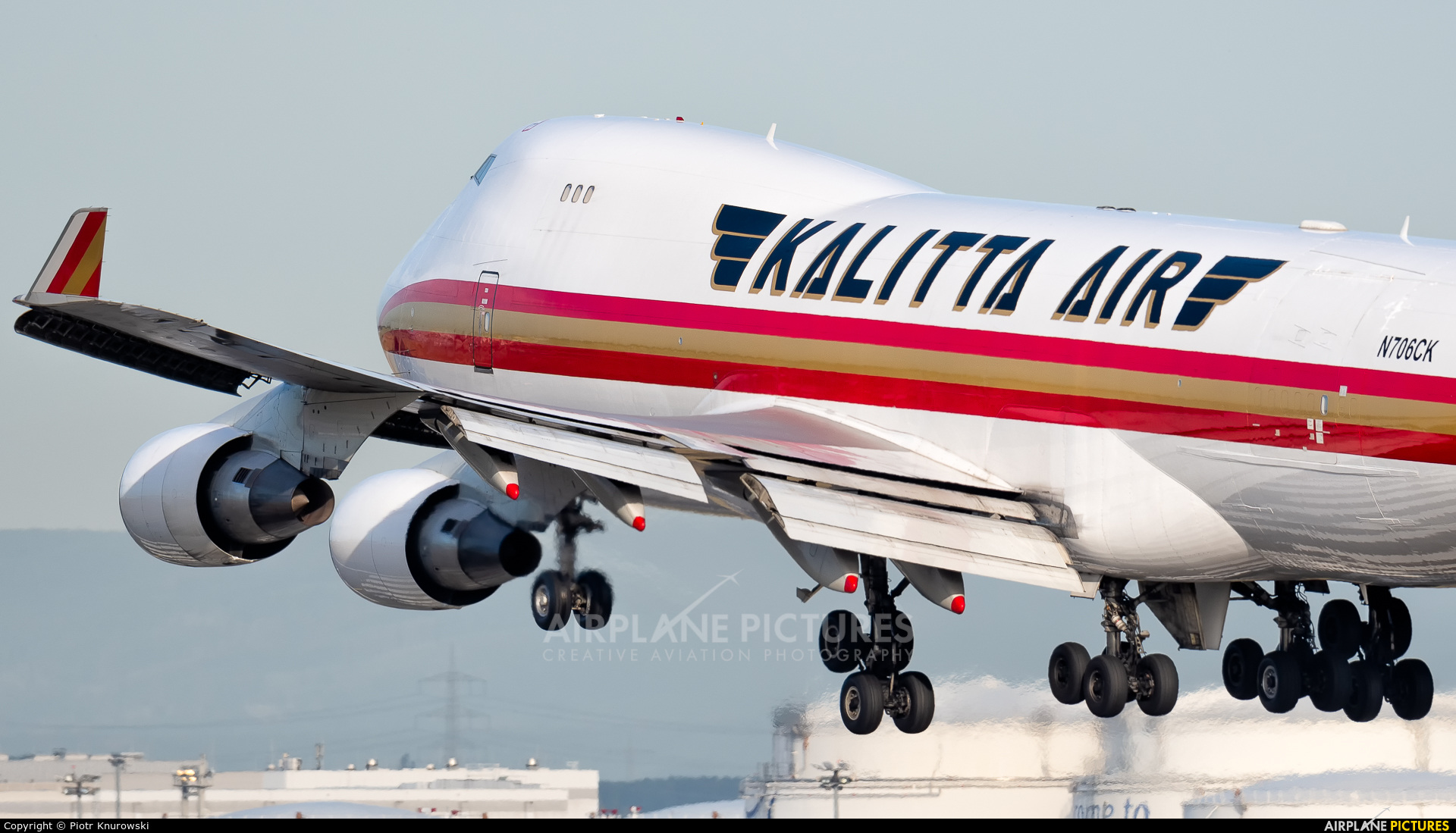 Kalitta Air N706CK aircraft at Frankfurt