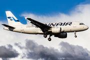 OH-LVK - Finnair Airbus A319 aircraft