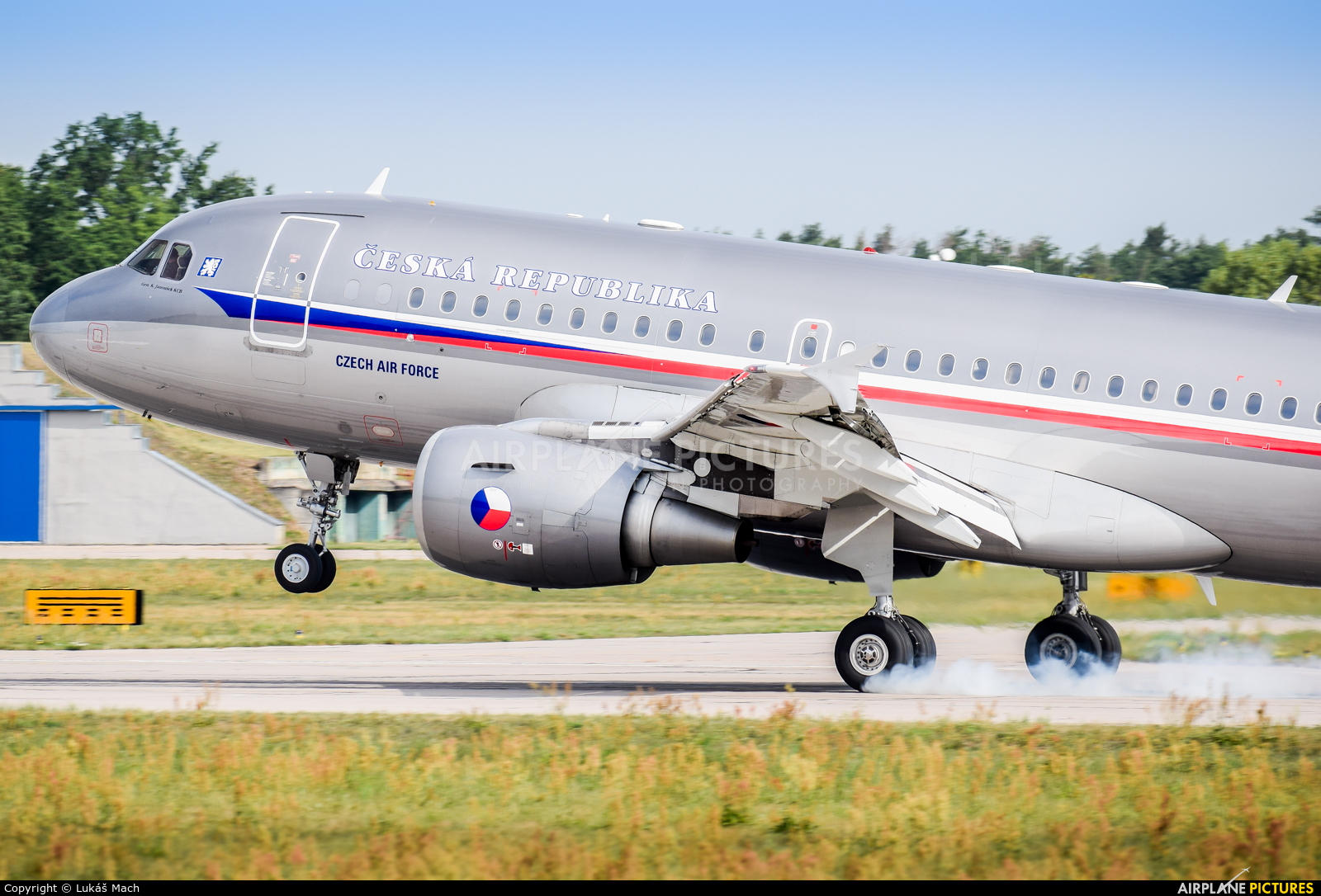 Czech - Air Force 2801 aircraft at Pardubice