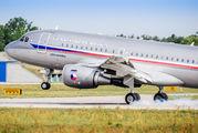 2801 - Czech - Air Force Airbus A319 CJ aircraft