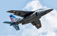 E114 - France - Air Force Dassault - Dornier Alpha Jet E aircraft
