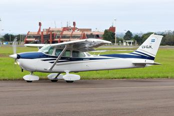 LV-GJK - Private Cessna 172 Skyhawk (all models except RG)
