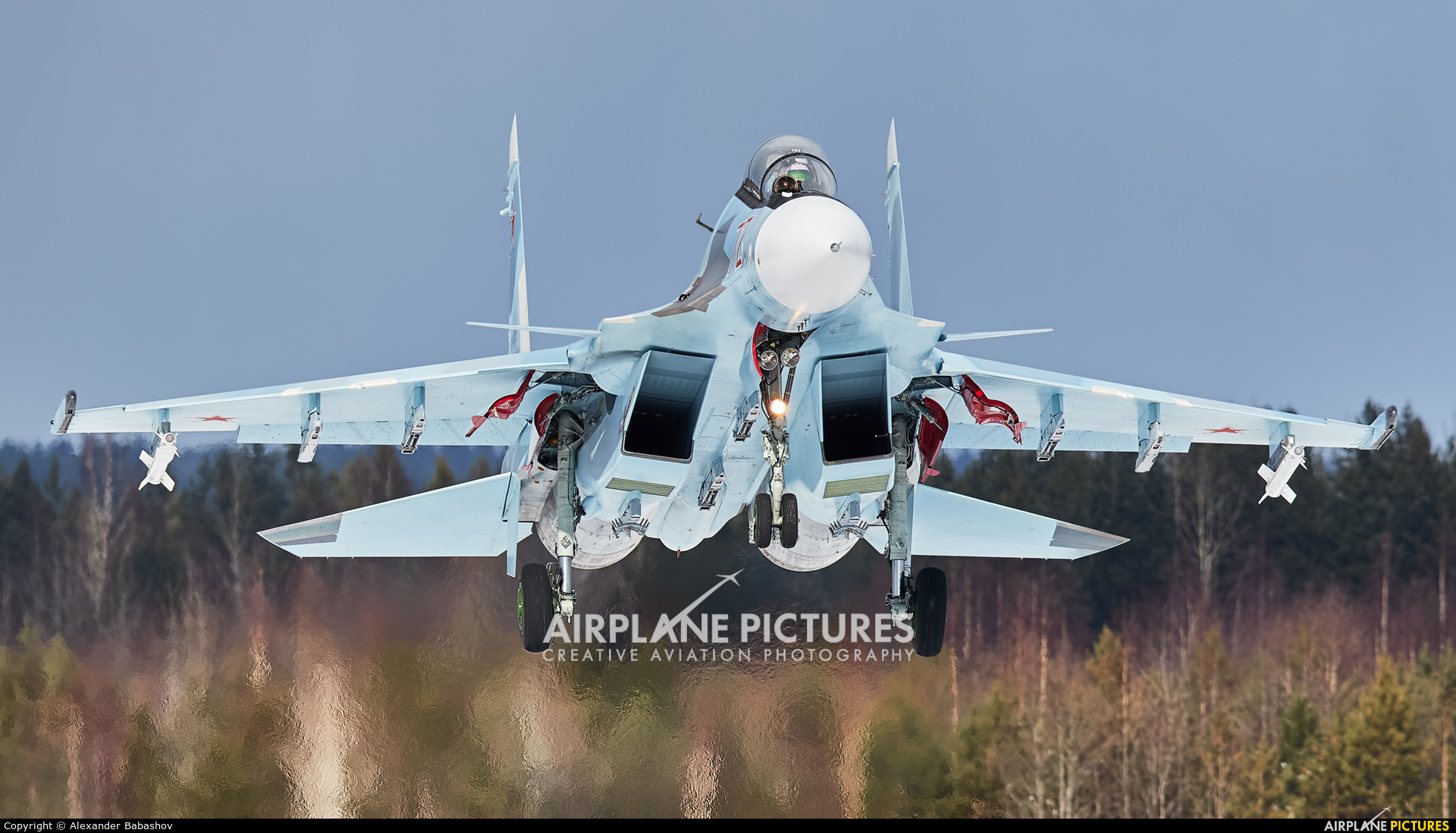 Russia - Air Force 72 aircraft at Undisclosed Location
