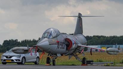 D-5803 - Netherlands - Air Force Lockheed TF-104G Starfighter