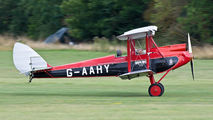G-AAHY - Private de Havilland DH.  60M Gypsy Moth aircraft