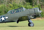 G-KAMY - Private North American Harvard/Texan (AT-6, 16, SNJ series) aircraft