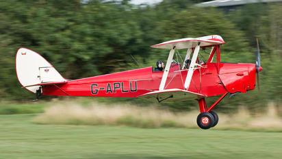G-APLU - Private de Havilland DH. 82 Tiger Moth
