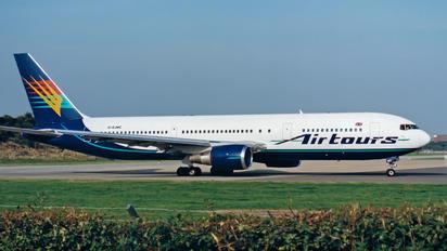 G-SJMC - Airtours Boeing 767-300ER