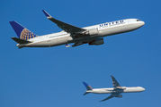 N671UA - United Airlines Boeing 767-300ER aircraft