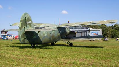 SP-KTK - Private PZL An-2