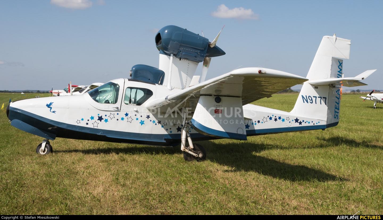 Private N9777 aircraft at Kętrzyn - Wilamowo