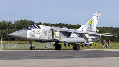 08 - Ukraine - Air Force Sukhoi Su-27P