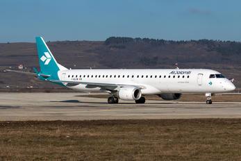 I-ADJW - Air Dolomiti Embraer ERJ-195 (190-200)