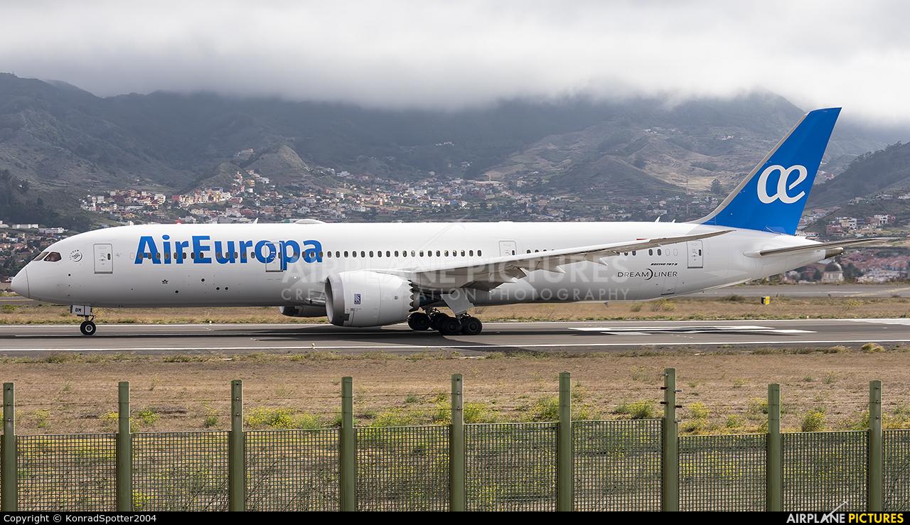Air Europa EC-NBM aircraft at Tenerife Norte - Los Rodeos