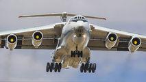 76683 - Ukraine - Air Force Ilyushin Il-76 (all models) aircraft