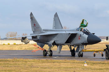 RF-95187 - Russia - Air Force Mikoyan-Gurevich MiG-31 (all models)