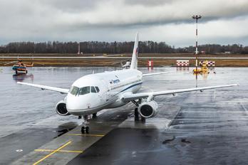 RA-89119 - Severstal Sukhoi Superjet 100LR