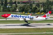 HB-JME - Edelweiss Airbus A340-300 aircraft