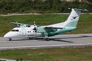 LN-WIN - Widerøe de Havilland Canada DHC-8-100 Dash 8 aircraft