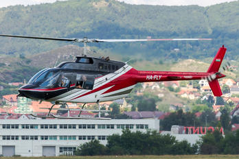 HA-FLY - Private Bell 206B Jetranger III