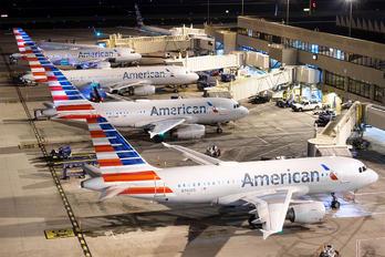 N760US - American Airlines Airbus A319
