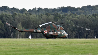 6006 - Poland - Air Force Mil Mi-2