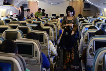 9V-SWN - Singapore Airlines Boeing 777-300ER
