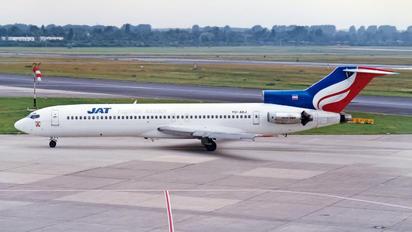 YU-AKJ - JAT - Yugoslav Airlines Boeing 727-200