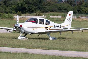 D-EFRJ - Private Cirrus SR22