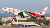 CN-ROS - Royal Air Maroc Boeing 737-800 aircraft