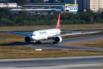 TC-JJV - Turkish Airlines Boeing 777-300ER
